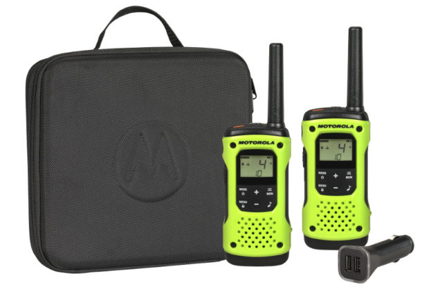 Motorola Talkabout-T605 2-Way Radios Review
