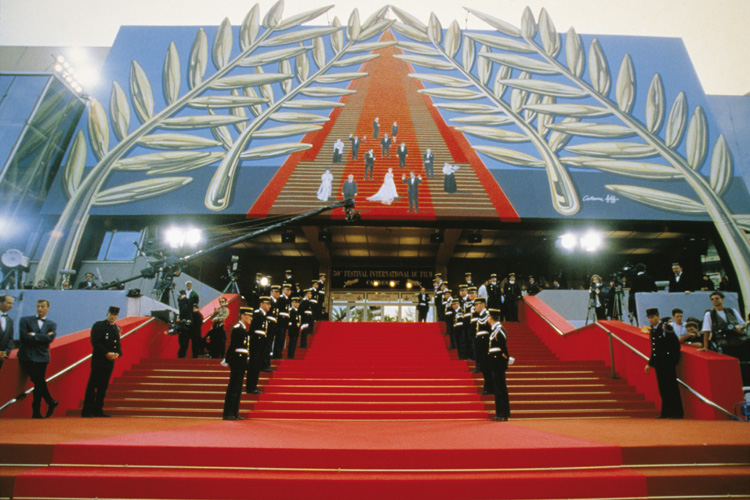 Cannes Film Festival. Courtesy of ©SEMEC-AJURIA