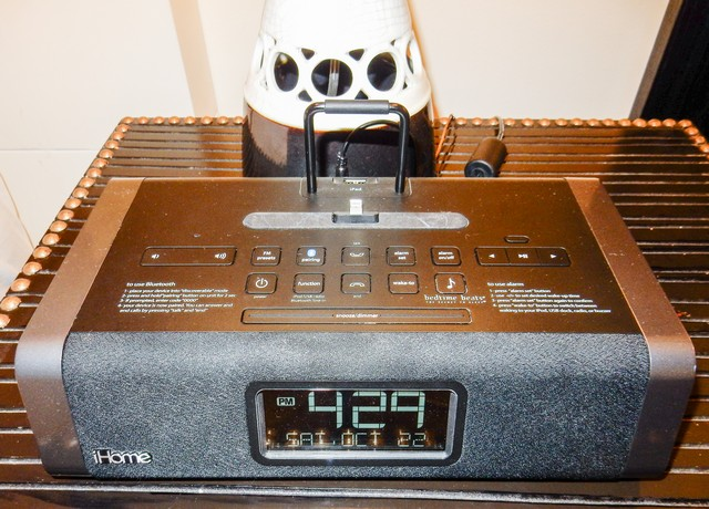 Clock Radio with iPod Docking