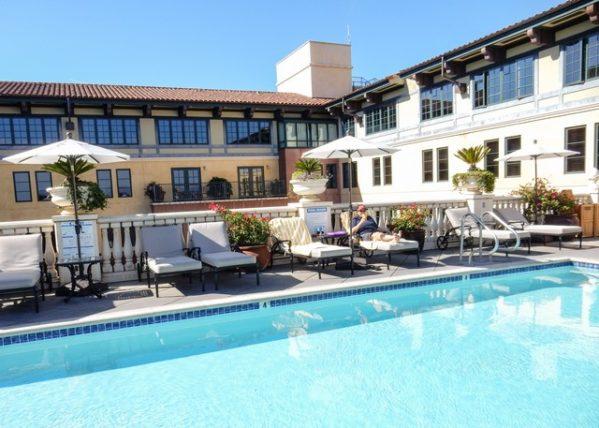 Hotel Valencia Santana Row Rooftop Pool