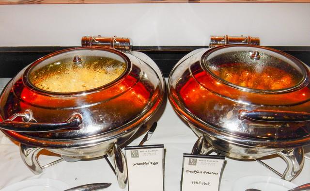 Hotel Valencia Santana Row Breakfast Buffet