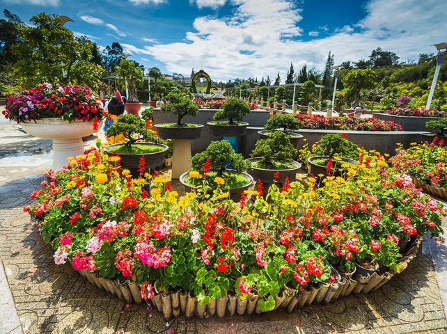 Dalat City Love Valley