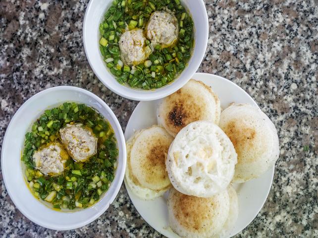 Dalat City Rice Pancake