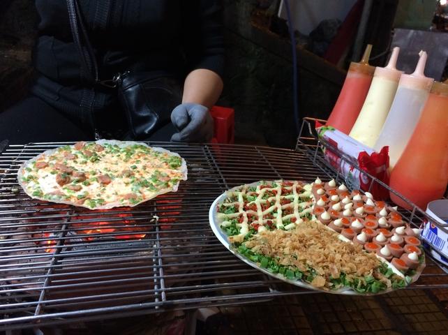 Dalat City Vietnamese Pizza