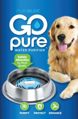 GoPure Water Filter Pod for Pets