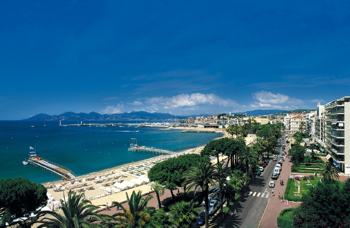 Cannes Bay. Courtesy of ©SEMEC-AJURIA