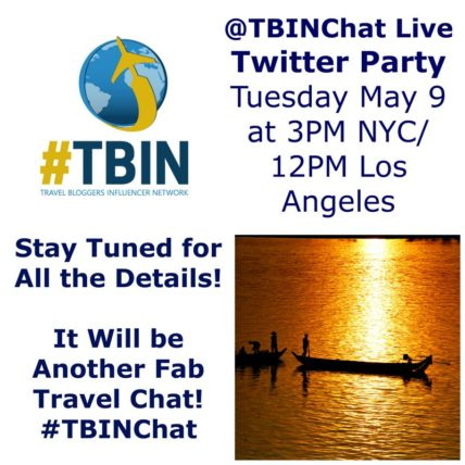 TBINChat Twitter Party May 9