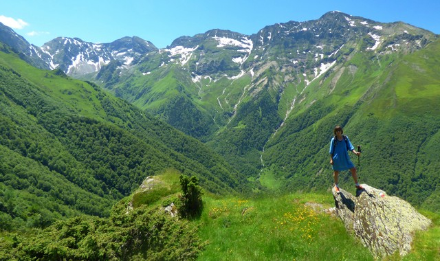 Hiking in the Pyrenees with The Adventure Creators