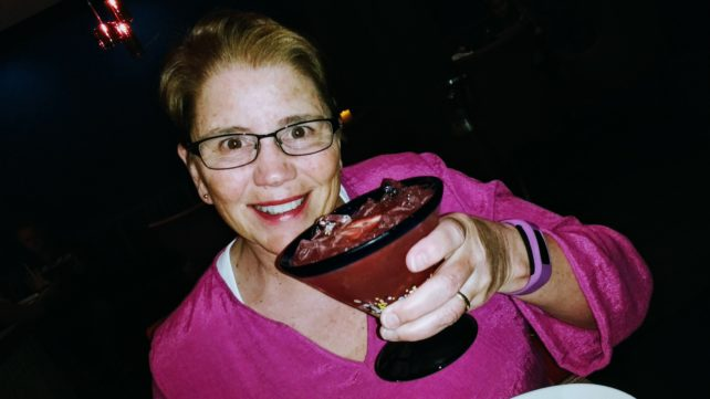 Margarita at Sabor on Navigator of the Seas