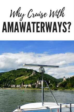 Why Cruise With AmaWaterways?