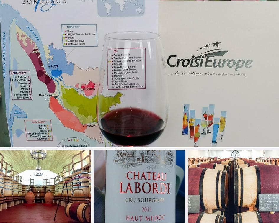 CroisiEurope Bordeaux Wine
