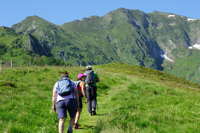 Hiking in the Ariege Pyrenees