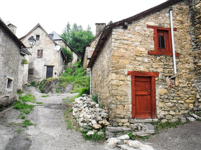 Visit quaint villages in the Ariege Pyrenees in southwestern France