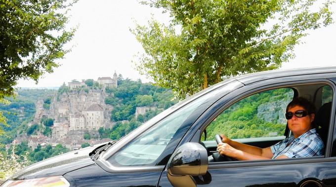 Rent a Car Through Auto Europe