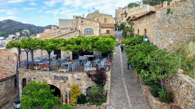 Charming towns and villages in Catalonia