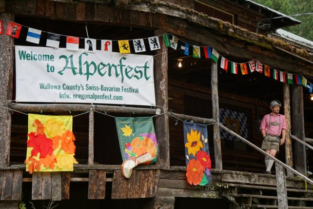Visit Oregon's Alpenfest