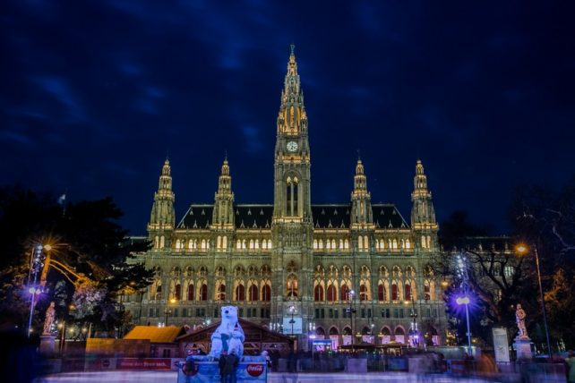 Viennese Christmas Market