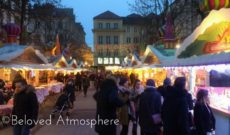 Metz Christmas Market in France