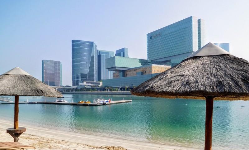 Beach Rotana Hotel, Abu Dhabi