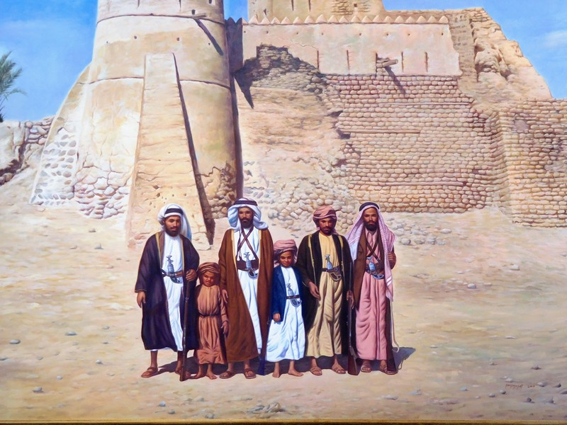 Bedouins in former times