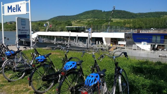 River Cruise News: AmaWaterways 2018 Expanded Onboard Wellness Program