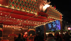 Quebec City Christmas Market in Canada