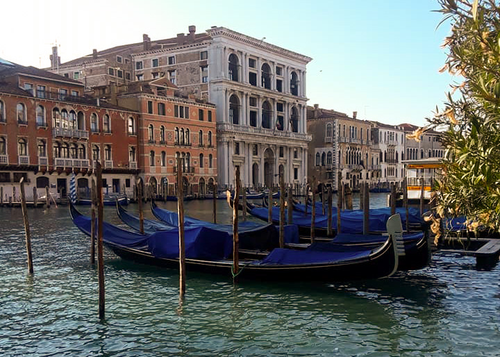 Travel Italy: Venetian Winter by Cami Courtright