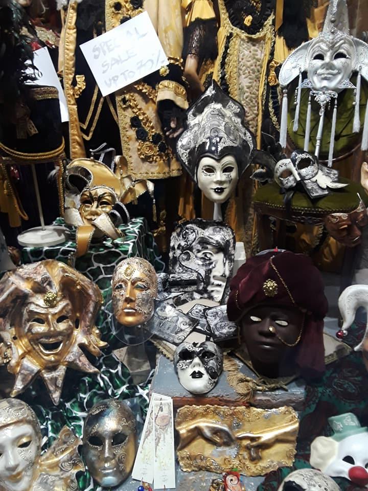 Venice Carnevale Season
