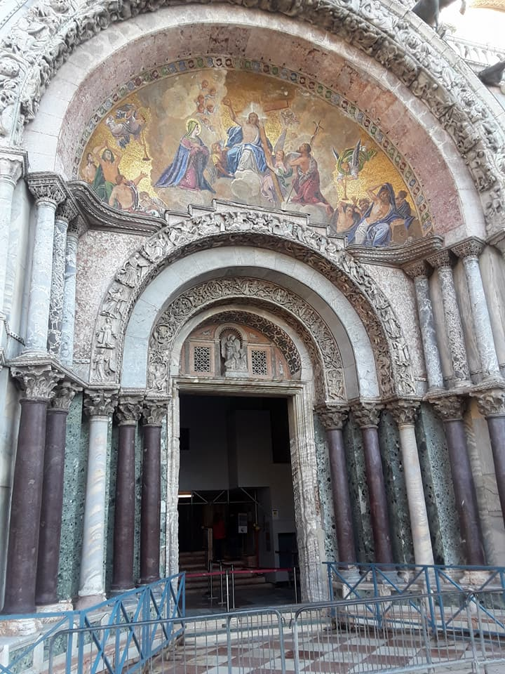 St. Mark's Cathedral in Venice, Italy