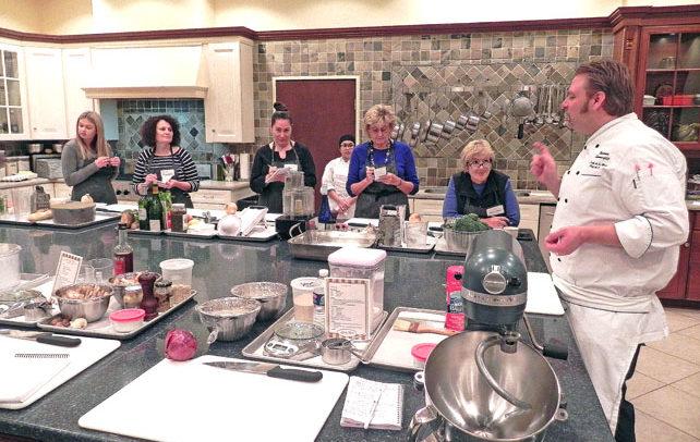 Travel Wisconsin: L'ecole de la Maison Cooking School