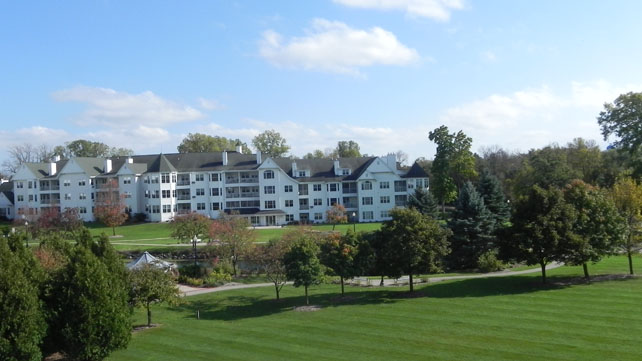 Osthoff Resort at Elkhart Lake, Wisconsin
