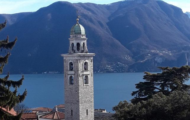 Travel Switzerland: Lugano City Swiss-iano