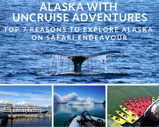 Alaska with UnCruise Adventures