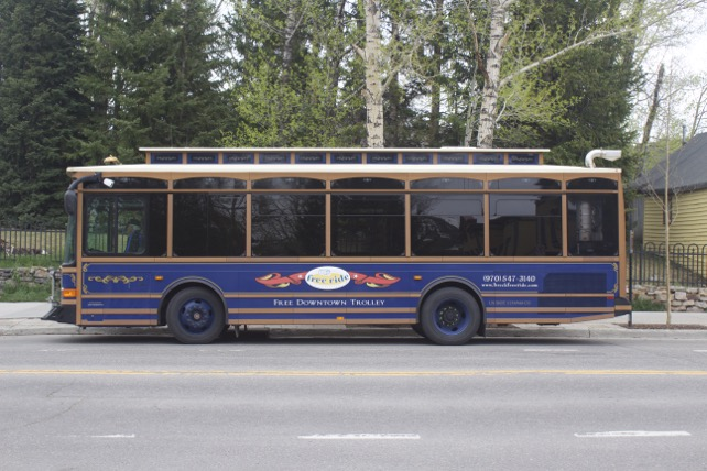 Breckenridge Trolley