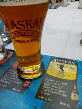 Alaskan Big Mountain Pale Ale