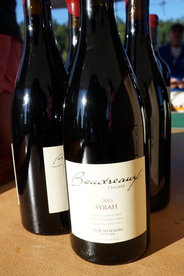 Boudreaux Cellars Wine