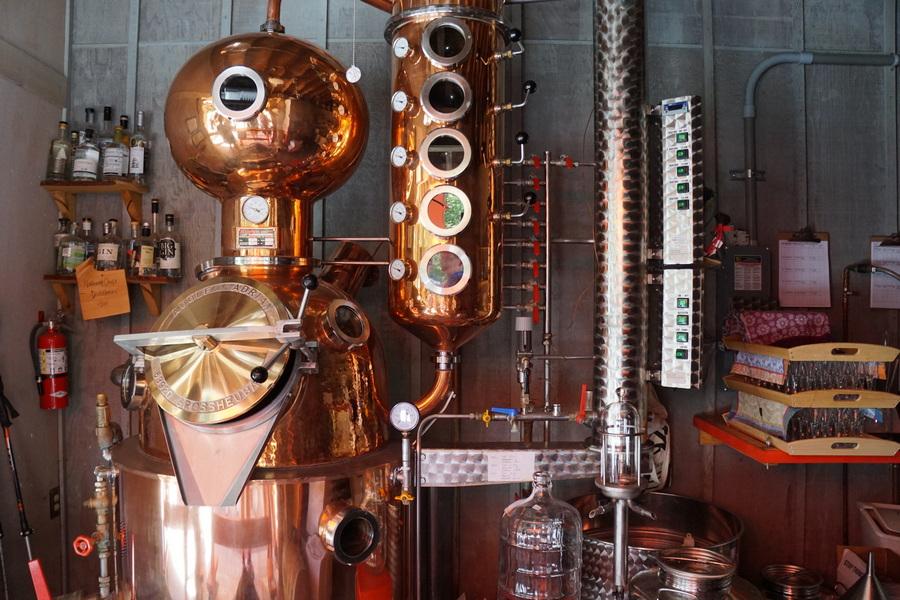 San Juan Island Distillery