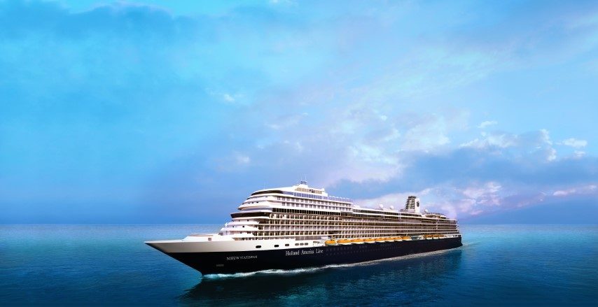 Cruise News: Holland America Line Releases More Exciting Details About Nieuw Statendam