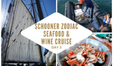 Schooner Zodiac San Juan Islands Seafood and Wine Cruise – Day 3