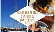 Schooner Zodiac San Juan Islands Seafood and Wine Cruise – Day 2