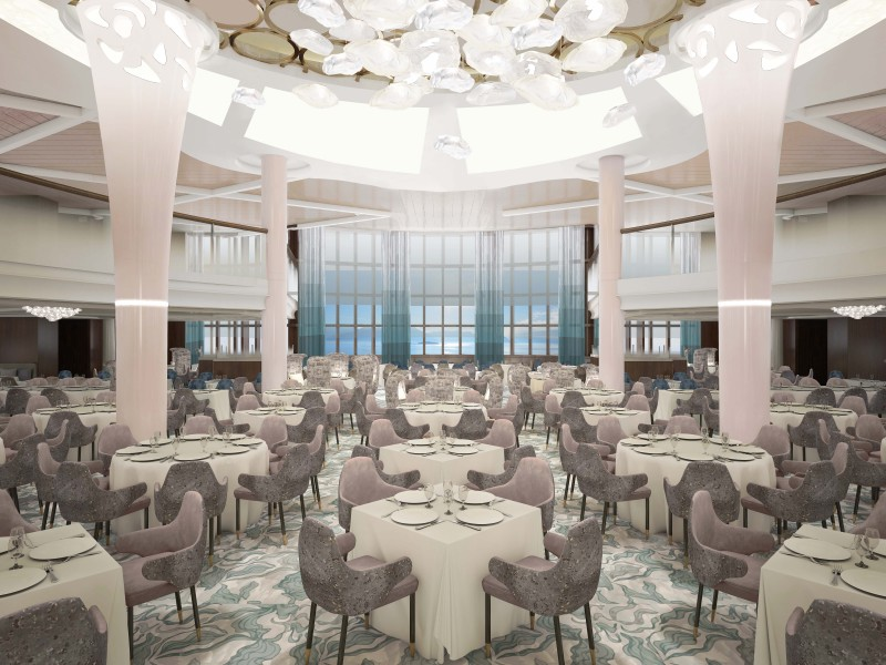 Celebrity Cruises - Main Dining Room