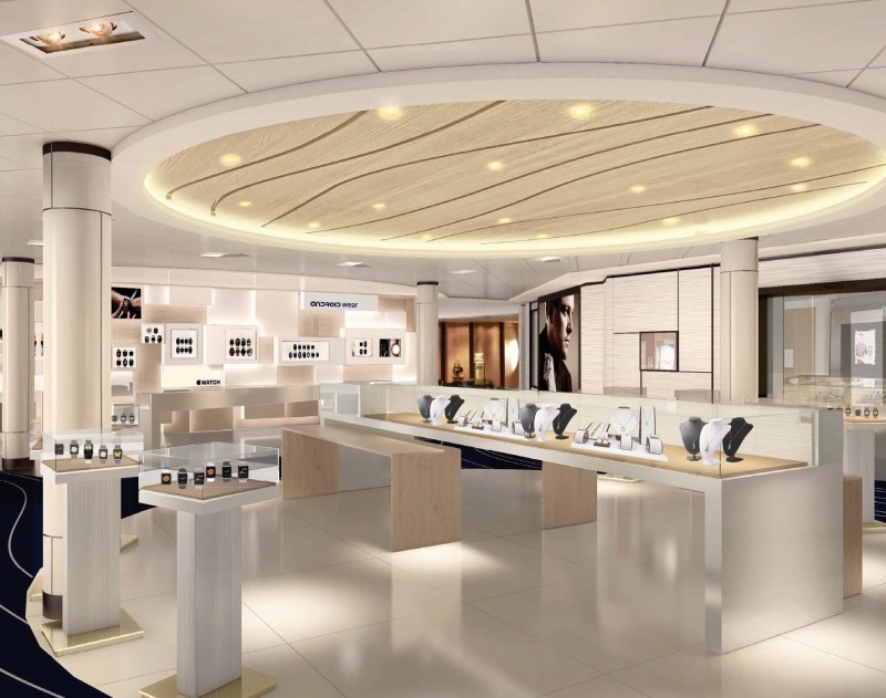 The Celebrity Revolution - Retail Space