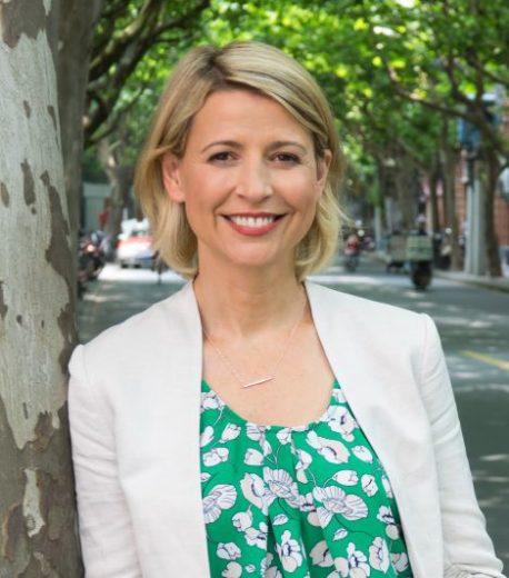Samantha Brown to be Godmother of AmaWaterways' AmaMagna