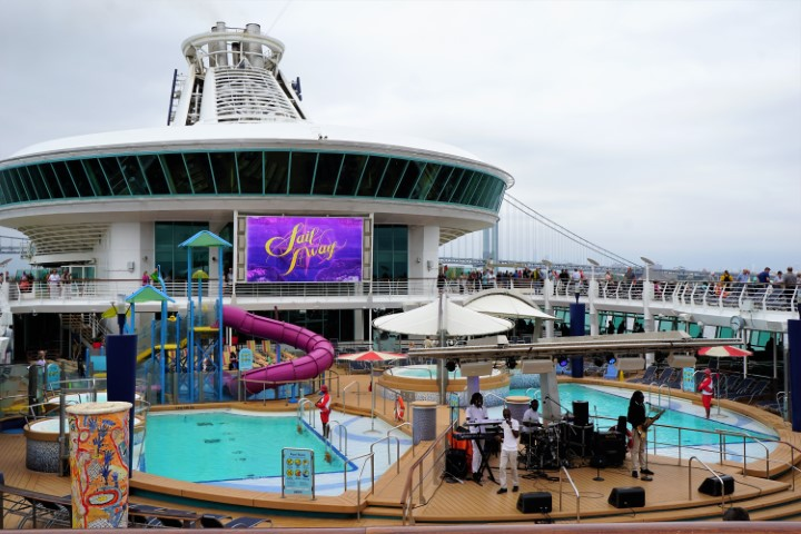 Adventure of the Seas Canada & New England Cruise – Day 1