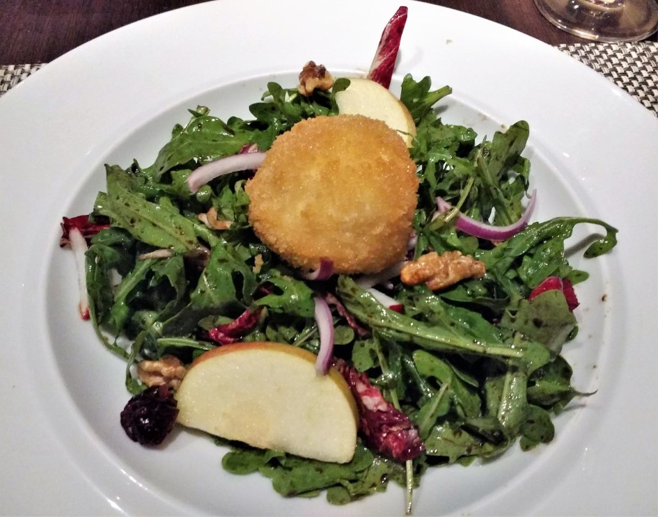 Chops Grille - Crispy Goat Cheese Salad
