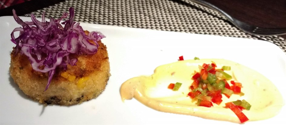 Chops Grille - Jumbo Lump Crab Cake Appetizer
