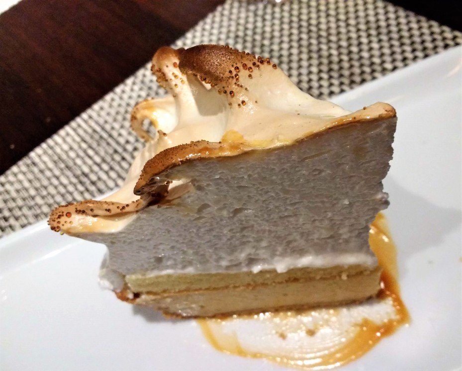 Chops Grille - Key Lime Meringue Pie
