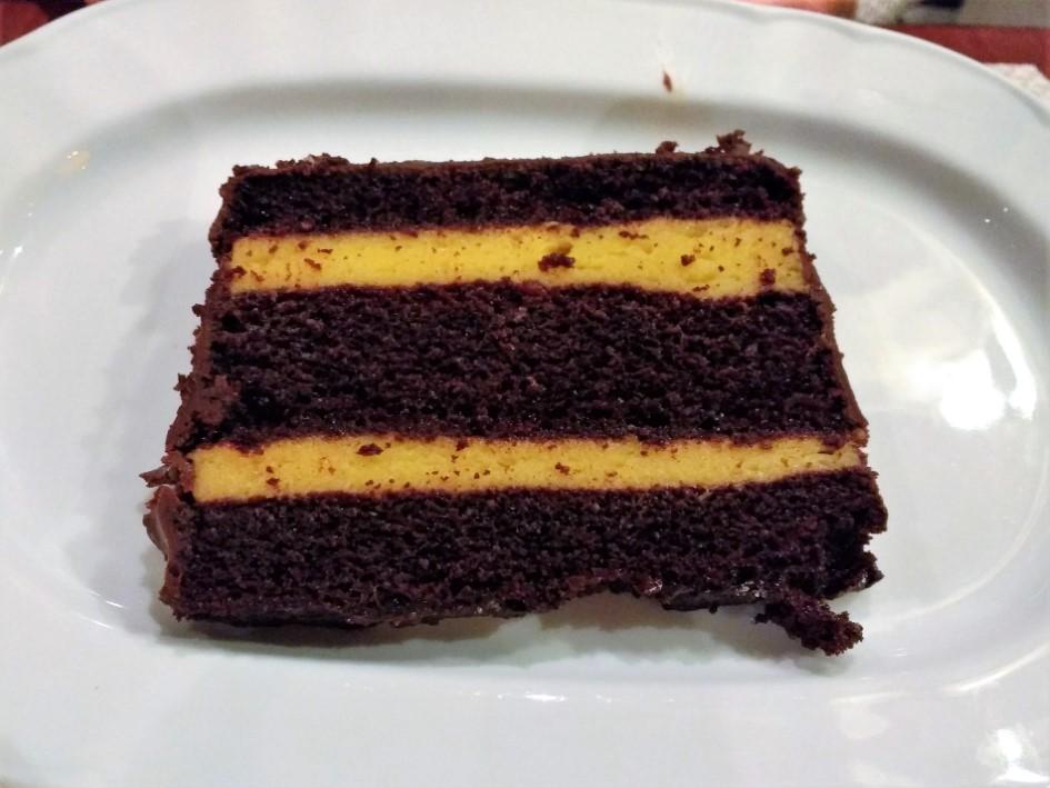 Giovanni's Table - Chocolate Cake