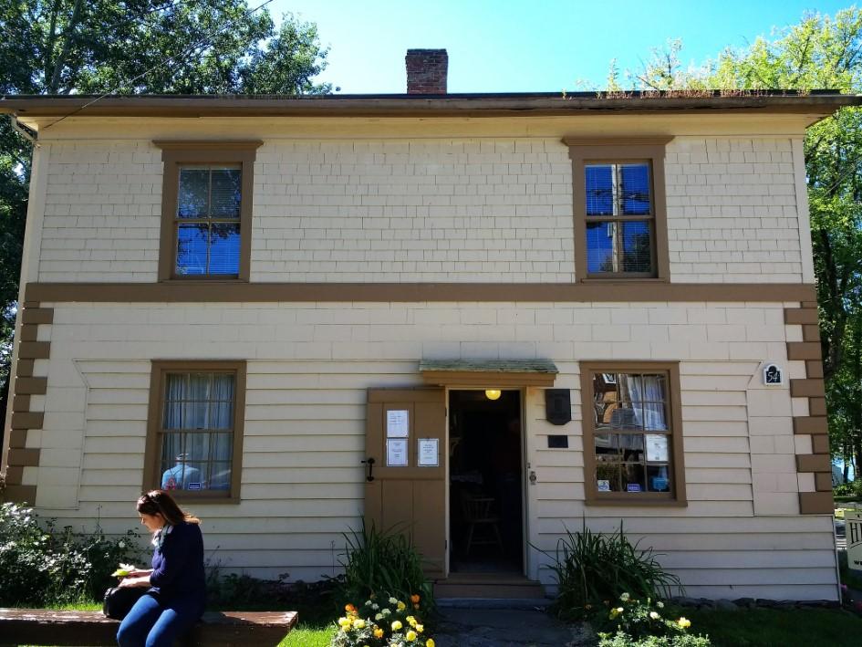Jost House - circa 1786