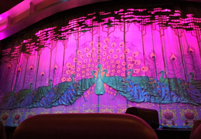 The Lyric Theatre on Adventure of the Seas
